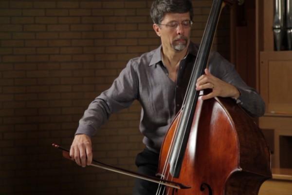 Jeff Bradetich: Bach Cello Suite No. 4 in E?, I. Prelude