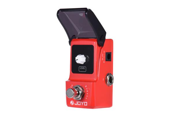 Joyo Audio Releases the Iron Loop Looper Pedal