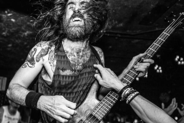 Azusa Features Ex-Dillinger Escape Plan Bassist Liam Wilson
