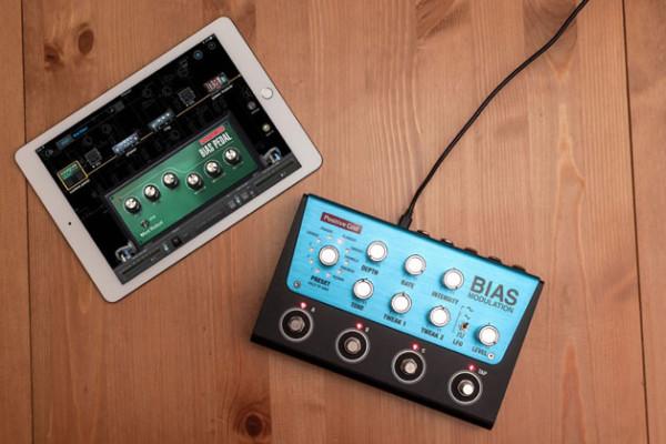 Positive Grid Introduces BIAS Modulation Pedal