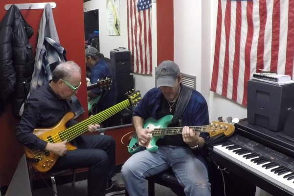 Anthony Vitti & Oscar Stagnaro: Forgotten Groove Yard #35