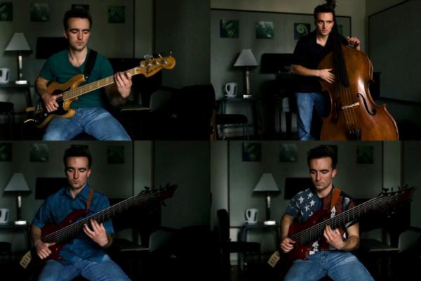 Leland Nelson: Scoop (All Bass Arrangement)