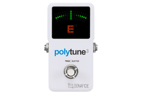 TC Electronic Introduces the PolyTune 3