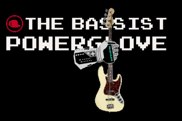 Jayme Lewis: The Bassist Powerglove