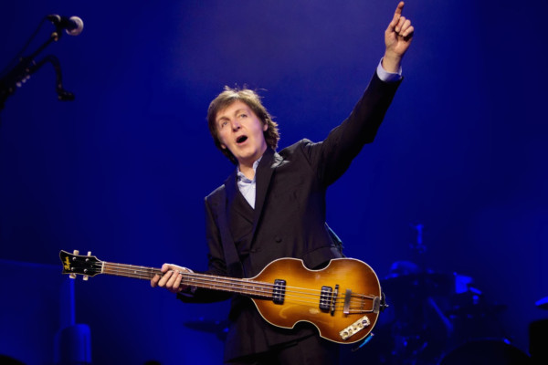 "Paul McCartney Announces New U.S. ""One on One"" Tour Dates"