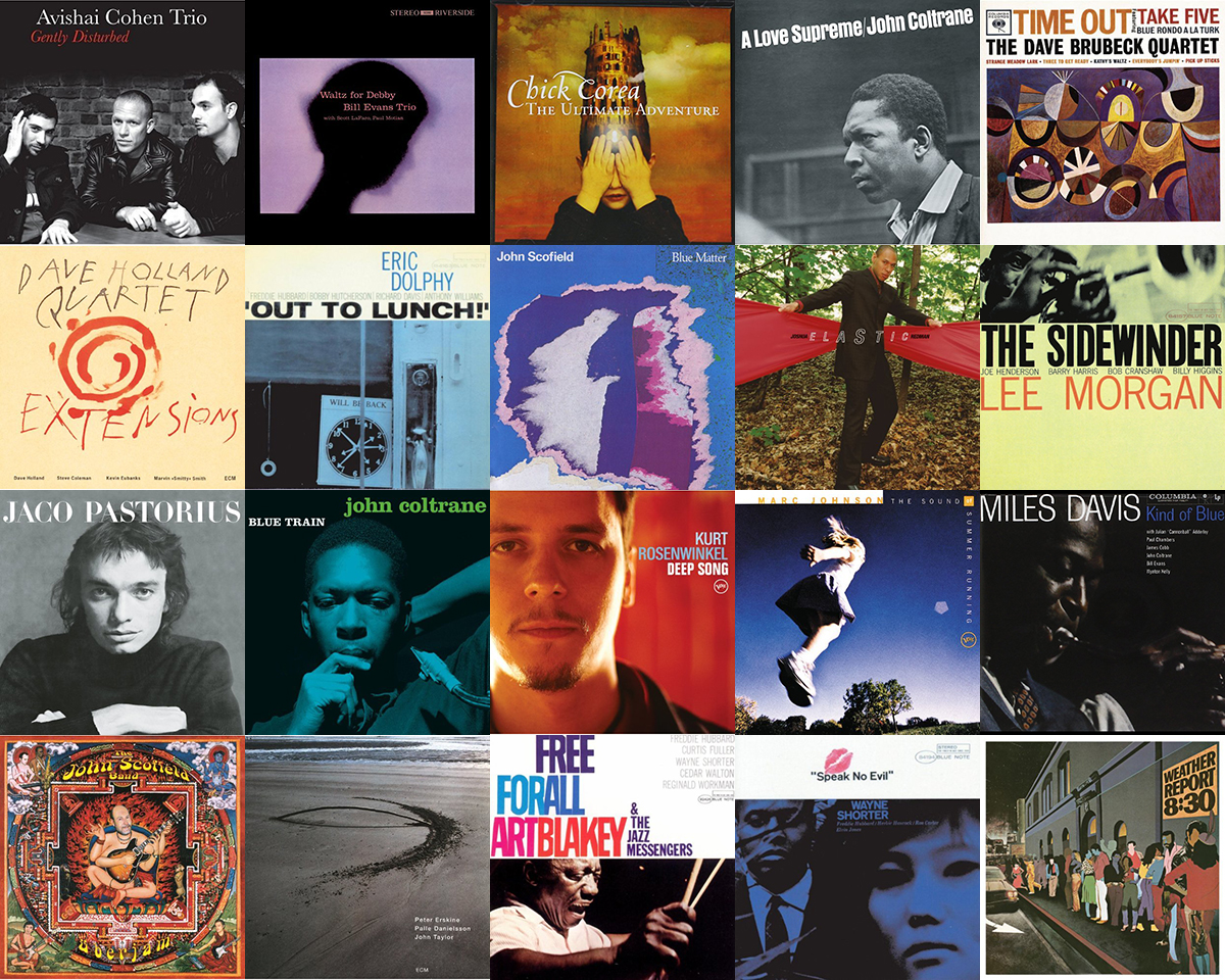 Album Suggestions for Getting Into Jazz