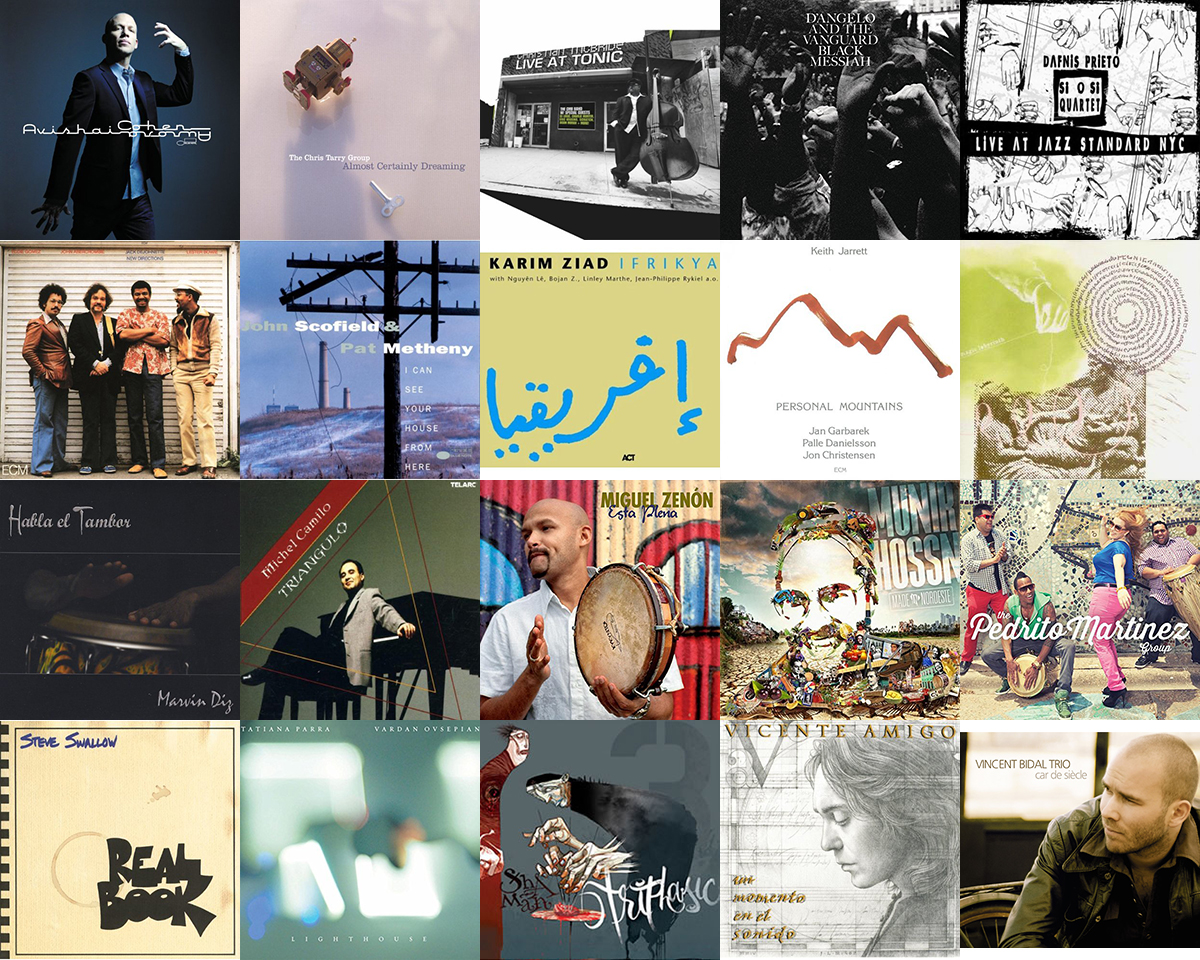 Ask Damian: More Album Recommendations