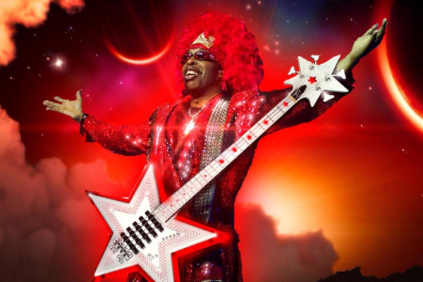 Bootsy Collins Cancels Tour Dates