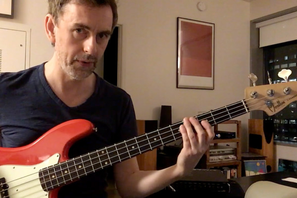 Creative Bass Lines: Increasing Fingerboard Knowledge – Part 3: Minor Arpeggios