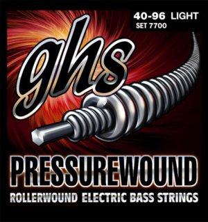 GHS Short Scale Pressurewound Strings