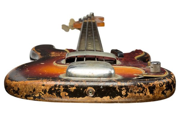 James Jamerson Bass Up For Auction