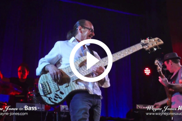 Wayne Jones Band: Get Up