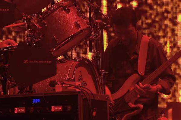 Radiohead: Nude, Live at Coachella