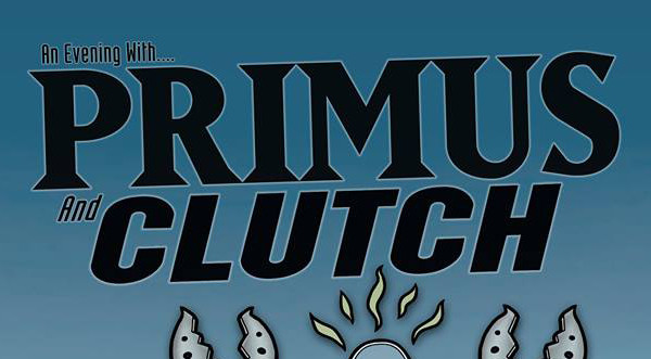 Primus and Clutch Team Up for Summer Tour
