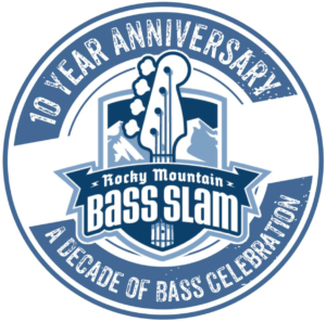 Rocky Mountain Bass Slam 2017