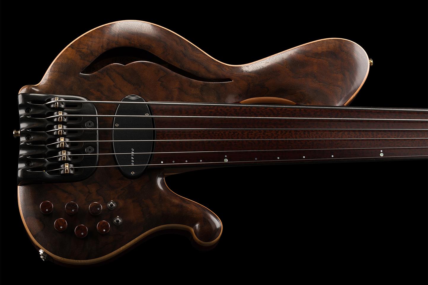 Stellart Guitars Nemesis Bass Body