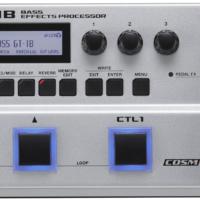 Boss Introduces the GT-1B Bass Effects Processor