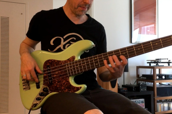Creative Bass Lines: Lydian Triad Pairs