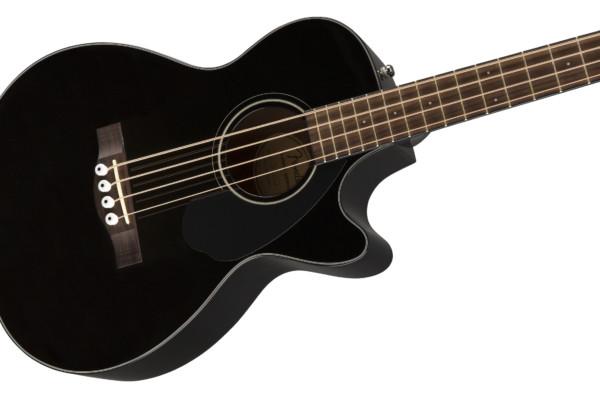 Fender Unveils CB-60SCE Acoustic Bass Guitar