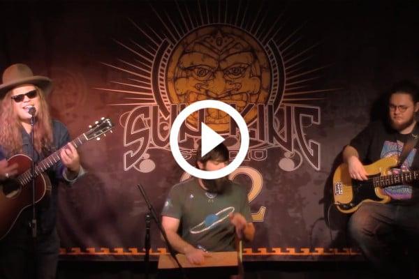 Marcus King Band: Jealous Man – Live In Sun King Studio 92