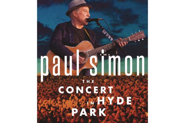 "Bakithi Kumalo Anchors New Paul Simon ""The Concert in Hyde Park"" DVD"