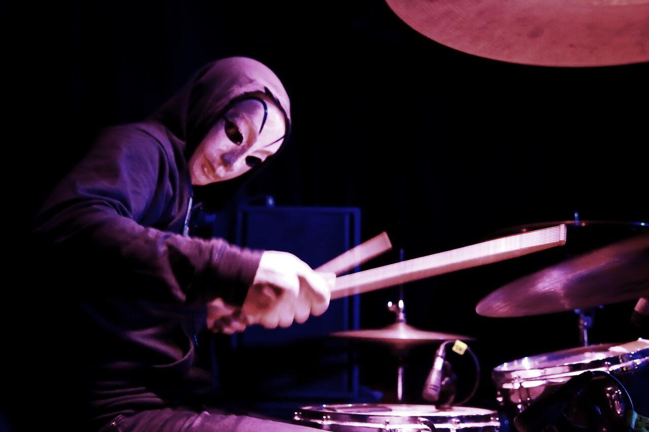 You Bred Raptors? Drummer