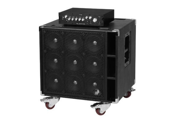 Phil Jones Bass Introduces D-1000 Amp and C9 Bass Cabinet