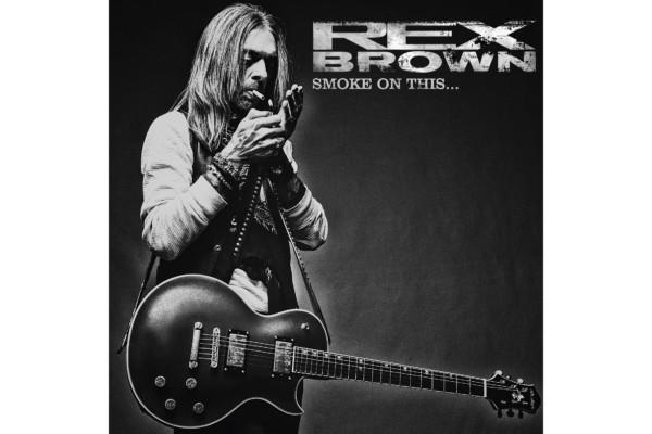 Rex Brown Releases Solo Debut Album