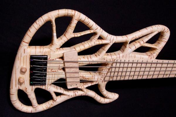 Bass of the Week: Rikkers Guitars Treeline