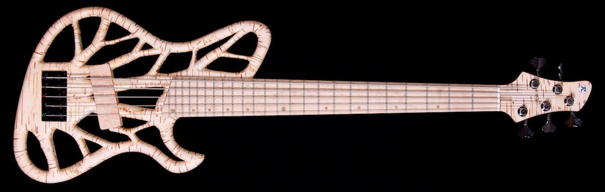Rikkers Guitars Treeline Bass