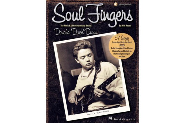 """Donald """"Duck"""" Dunn Biography and Transcription Book Coming Soon"""