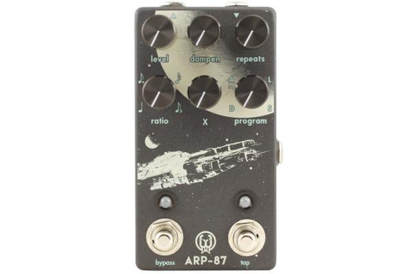 Walrus Audio Introduces ARP-87 Multi-Function Delay Pedal