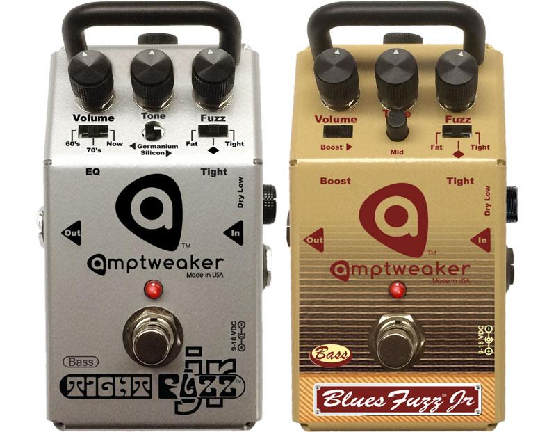 Amptweaker JR Distortion Series Pedals