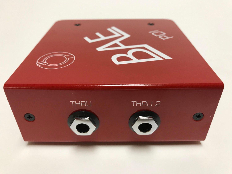 BAE Audio PDI Direct Box