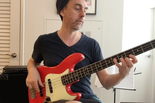 Bass Bebop for Beginners: Part 2