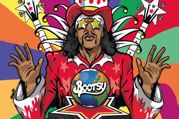 Bootsy Collins Announces New Album
