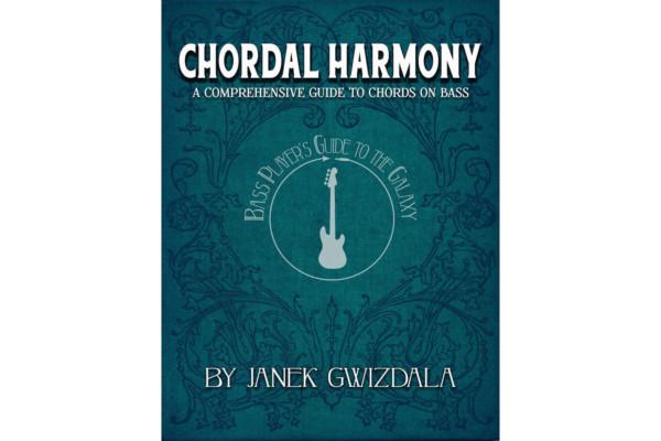 Janek Gwizdala Publishes eBook on Bass Chords