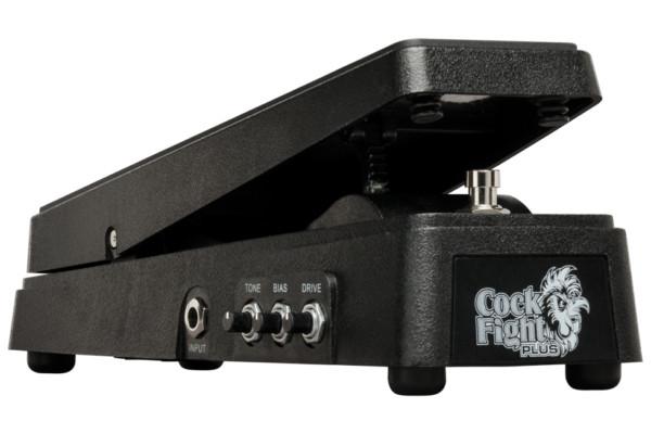 Electro-Harmonix Now Shipping the Cock Fight Plus Wah/Fuzz