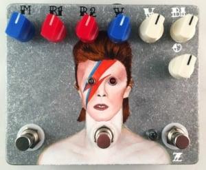 Fuzzrocious Custom Paint Bowie
