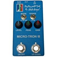 Mu-FX Unveils the Micro-Tron III Envelope Filter