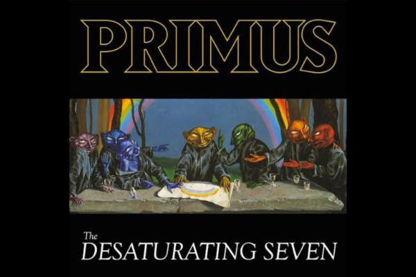 Primus Announces New Album, Tour Dates