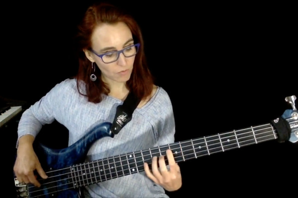 Talking Technique: Sting Groove Workshop