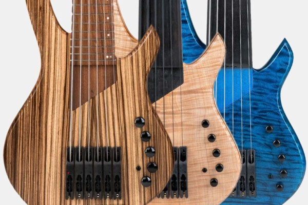 Willcox Guitars Unveils USA Custom Shop Saber Bass