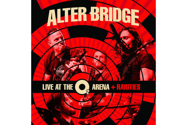 """Alter Bridge Releases """"Live At The O2 Arena + Rarities"""""""