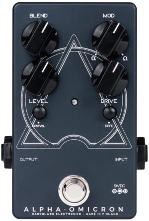 Darkglass Electronics Alpha Omicron Pedal