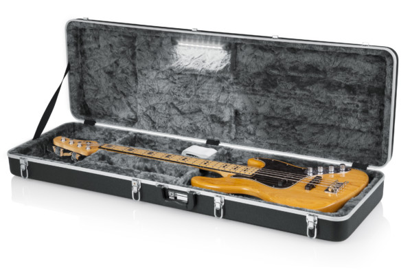 Gator Cases Unveils LED-Equipped Bass Cases