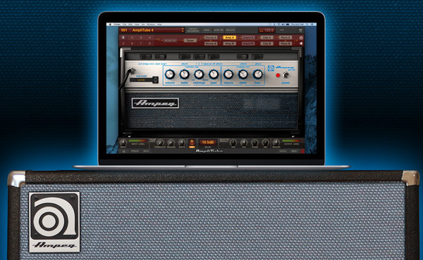 IK Multimedia Introduces Ampeg SVX 2