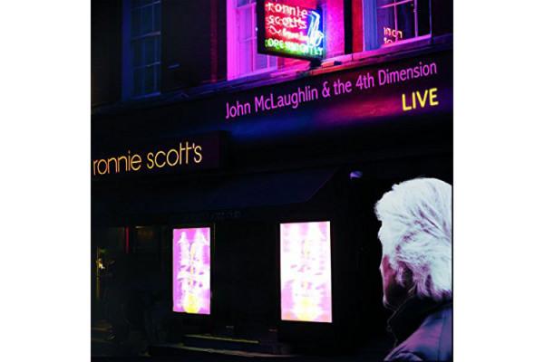 Etienne M'Bappe Anchors New John McLaughlin Live Album
