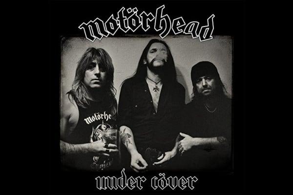 """Mötorhead's """"Under Cöver"""" Album Now Available"""