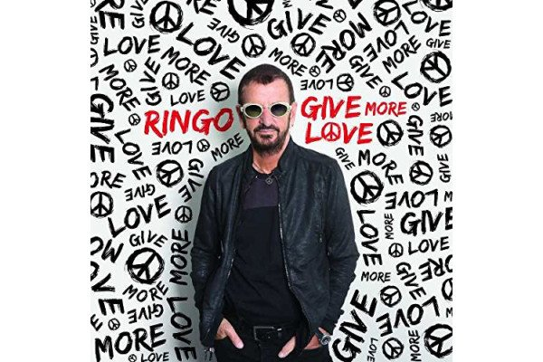 """Ringo Starr Recruits Paul McCartney and All-Star Bassists For """"Give More Love"""""""